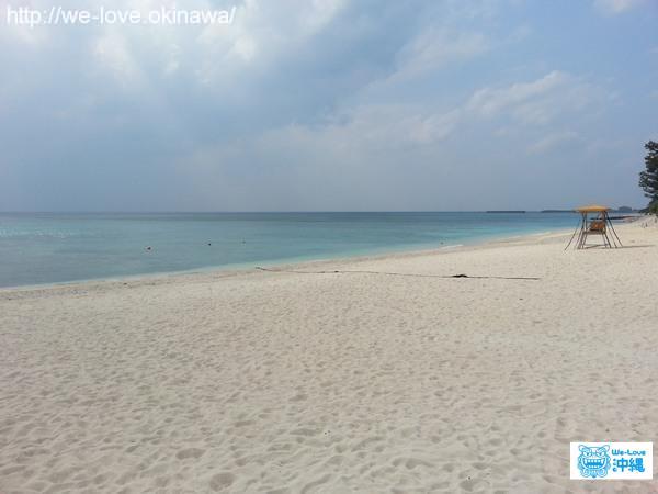 海開き伊江島