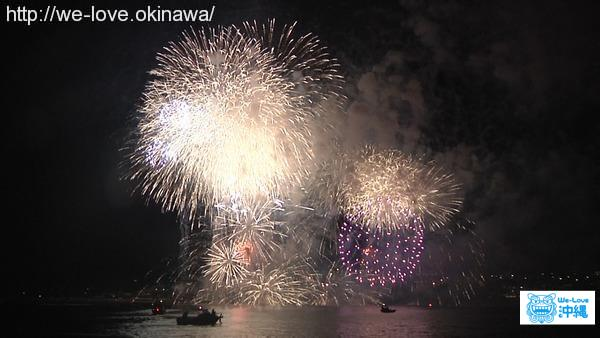 【沖縄県内最大規模】海洋博公園・花火大会の行き方と最高の楽しみ方