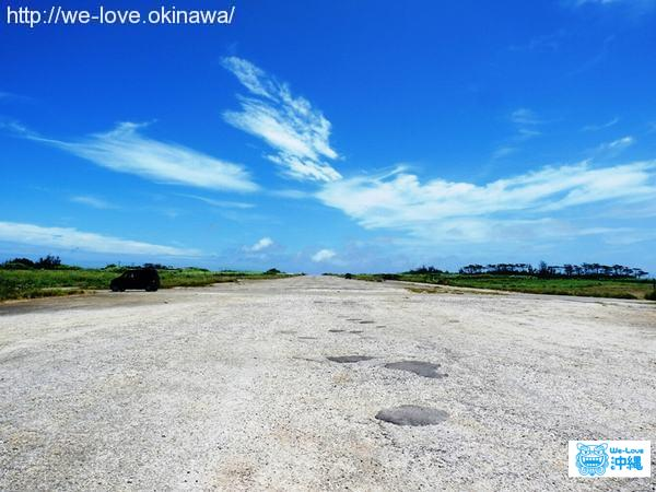 伊江島滑走路