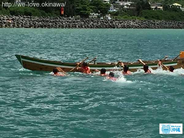 奥武島ハーリー7