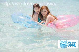 沖縄 海水浴