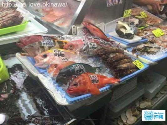 那覇市第一牧志公設市場