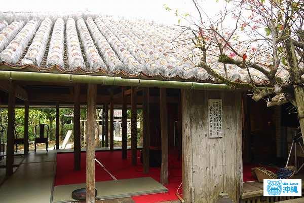 琉球村・古民家