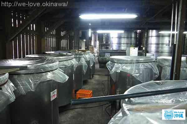 咲元酒造工場見学