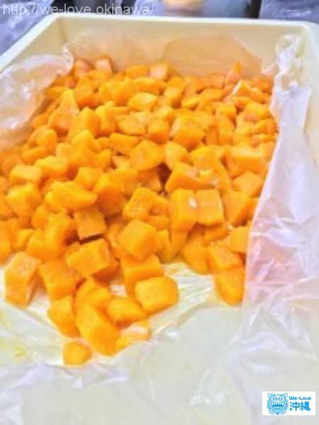 マンゴー急速冷凍
