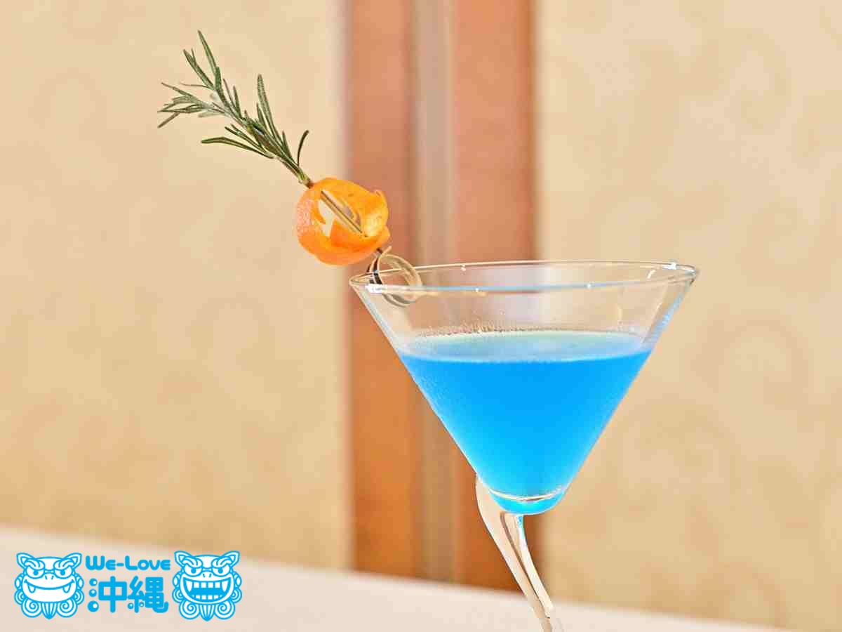 Blue Okinawa