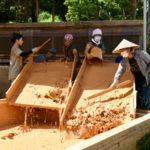 読谷山焼・北窯の登り窯とやちむん作り【土づくり編・土出し・仕上げ】