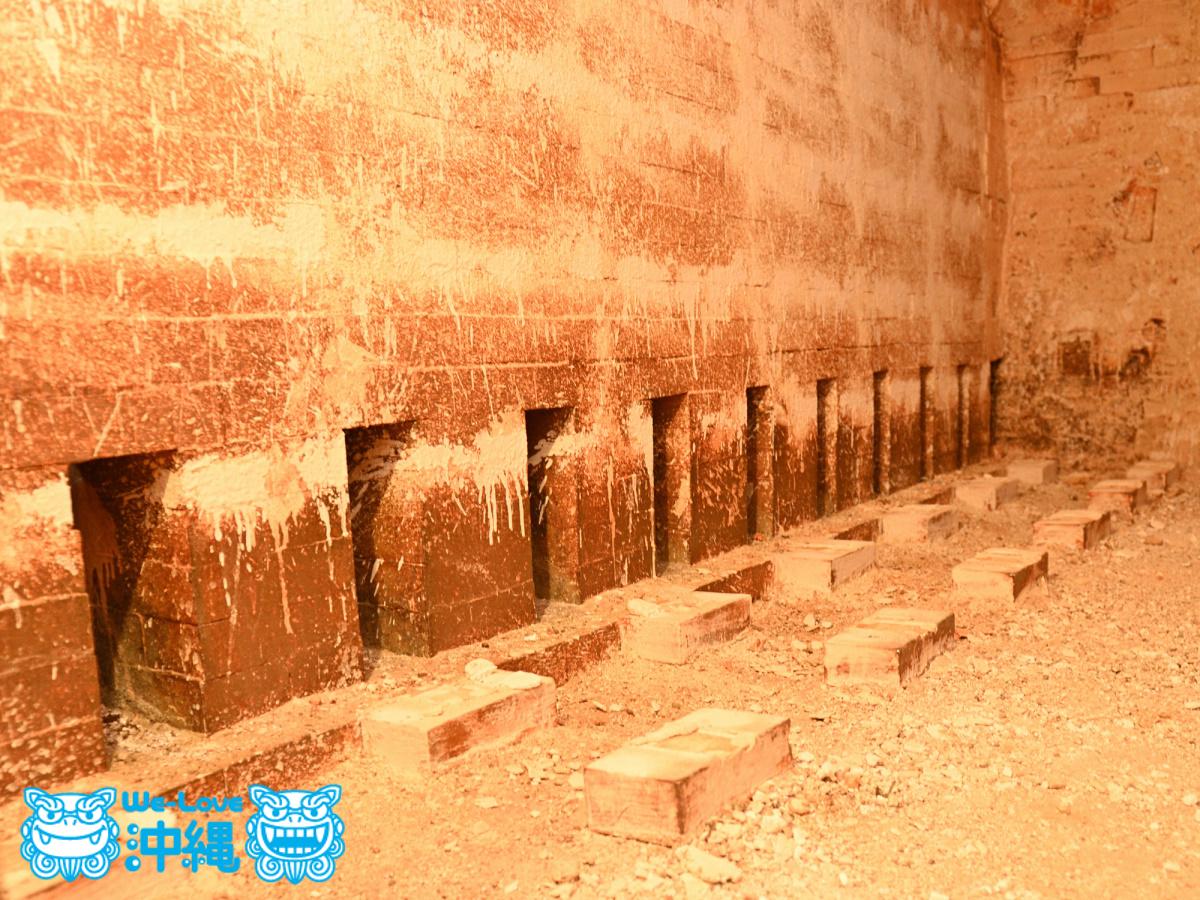 北窯壁作り_5_歪みのない真っすぐな壁