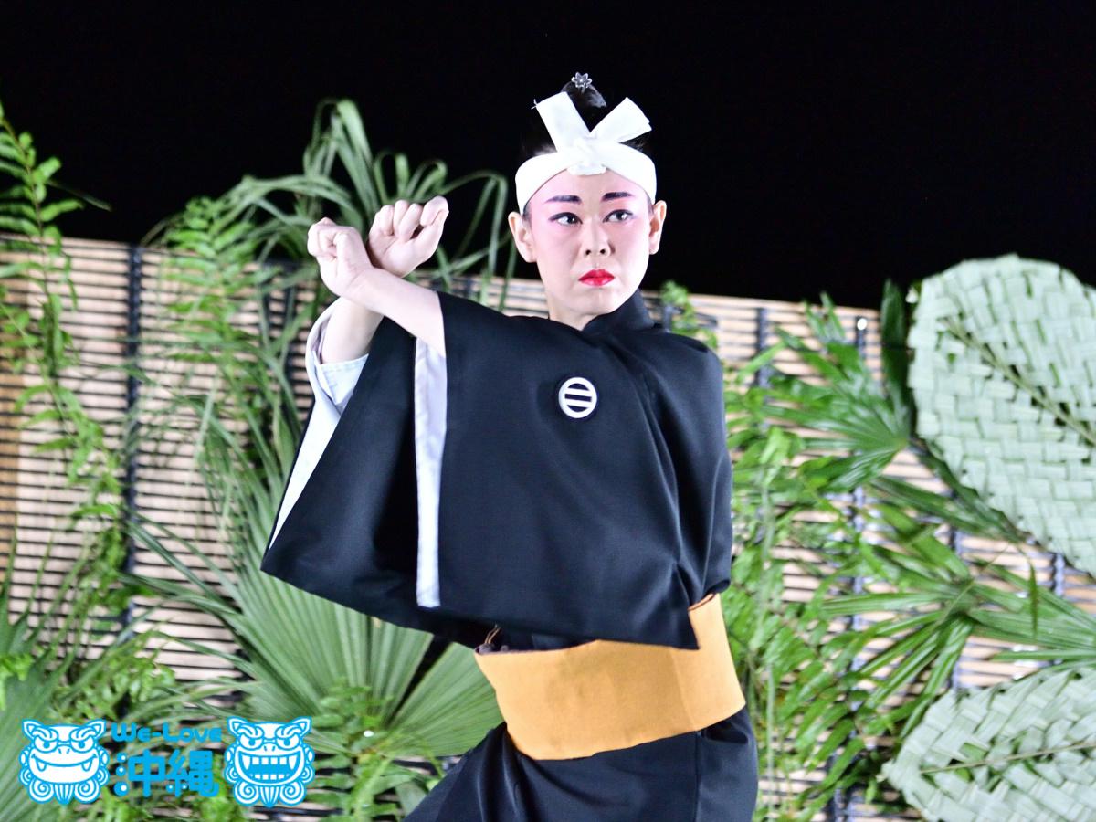 沖縄伝統芸能_前之浜(めーぬはま/奥間集落)