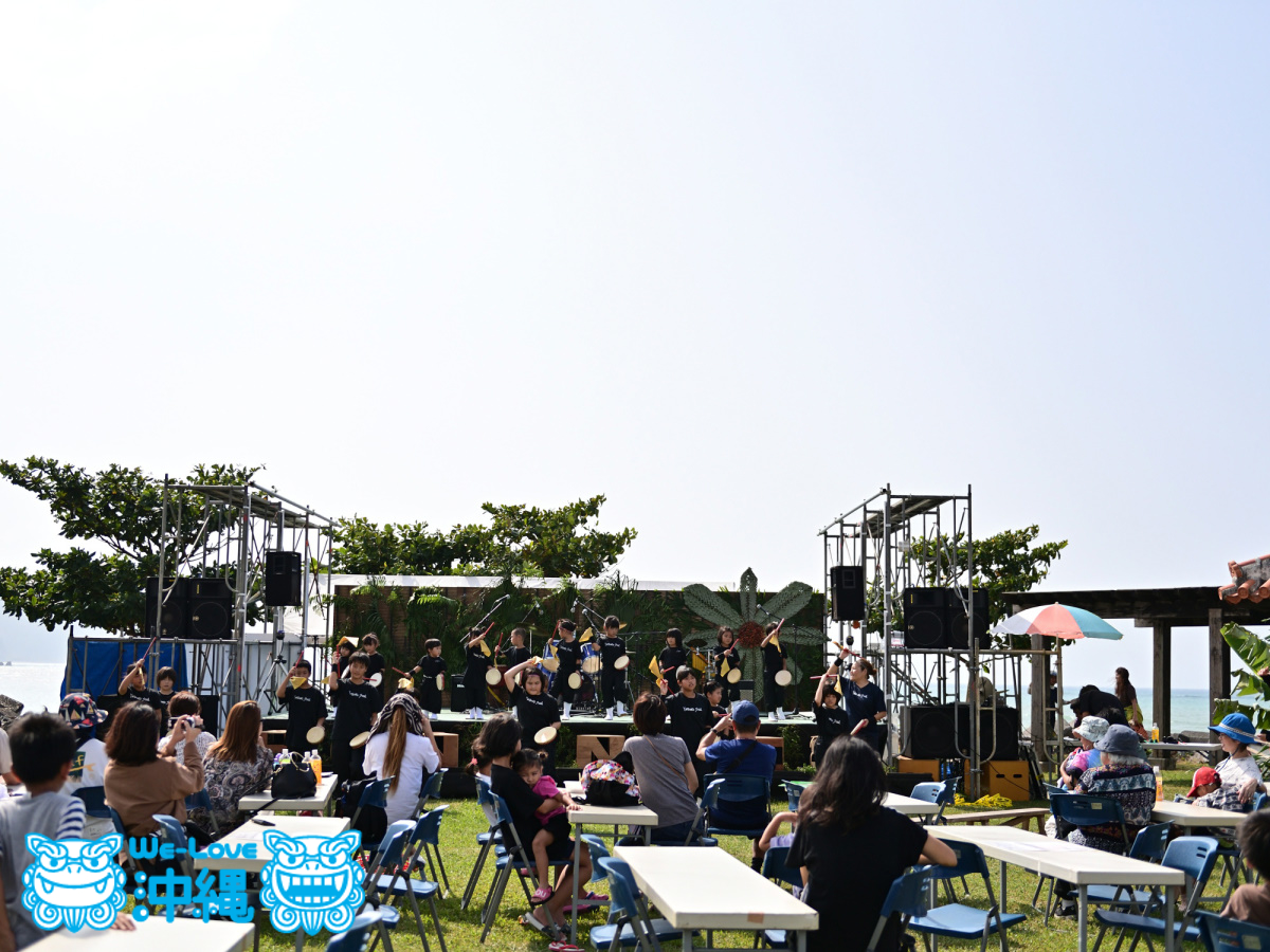 国頭村豊年フェスティバル会場