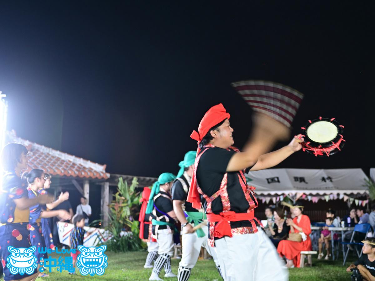 沖縄伝統芸能_エイサー