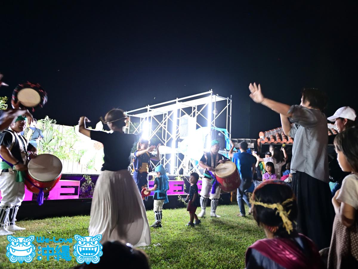 沖縄伝統芸能_カチャーシー