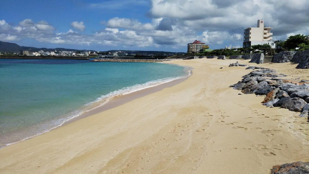 イルカの里と呼ばれるビーチ