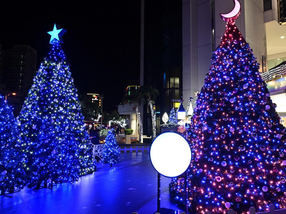 2019リウボウクリスマスワンダータウンイルミネーション