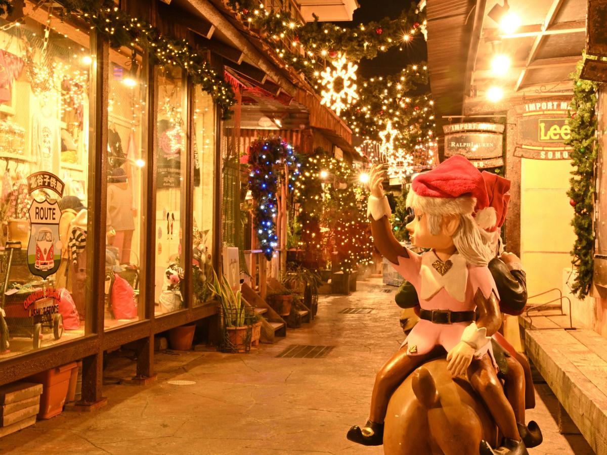 2019北谷美浜2019クリスマスイルミネーション