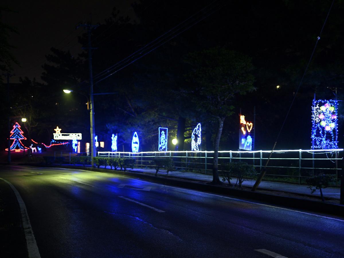 2019桃原(とうばる)にイルミネーションを灯す会