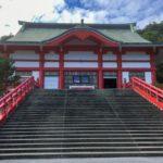 沖縄、成田山福泉寺