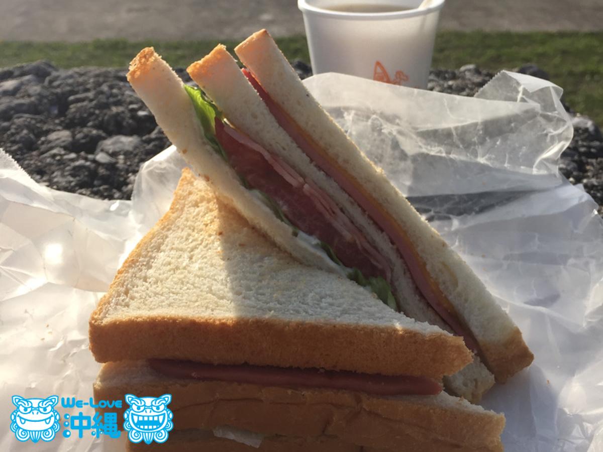 シーサイドドライブインサンドイッチ