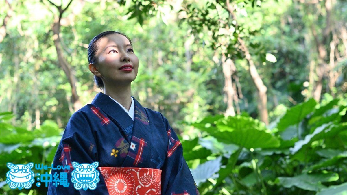 琉球舞踊家・福島千枝さんインタビュー