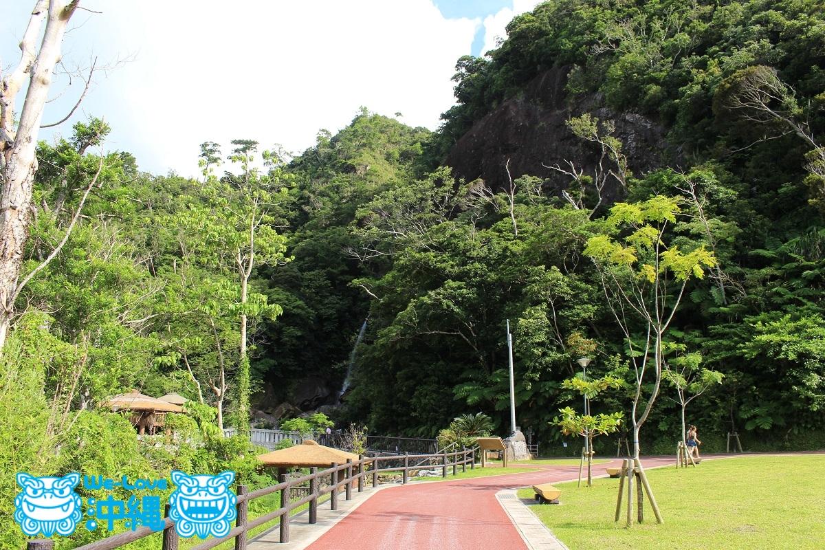 轟の滝 公園